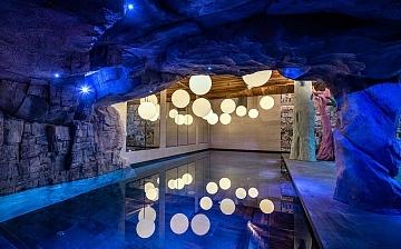 Chalet Izia in Val d'Isere - Ferienwohnungen. Schwimmbad