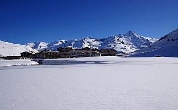 Tignes: Skiurlaub, Skireisen, Winterurlaub - Komfortable Ferienwohnungen direkt in Tignes Le Lac, Tignes Val Claret und Tignes Le Lavachet