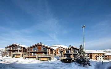 Aussenansicht · Alpe d'Huez Chalet - Les Chalets du Daria · Skireisen / Skiurlaub in Alpe d Huez