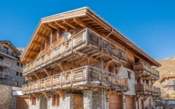 Annapurna Lodge **** - Komfort Ferienwohnungen in Tignes - Residenz