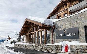 Ferienwohnungen La Rosiere - Residenz Alpen Lodge