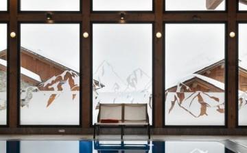 Ferienwohnungen La Rosiere - Residenz Alpen Lodge - Wellness