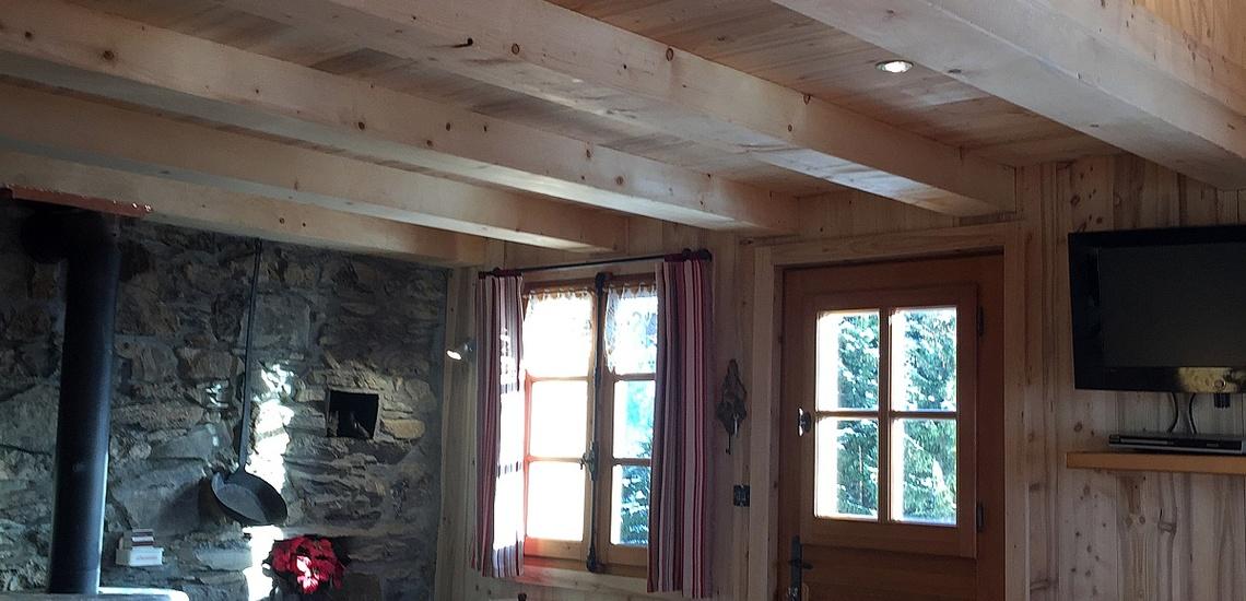 Salon, Chalet MRZ-C104, Morzine Avoiaz, Skigebiet Portes du Soleil