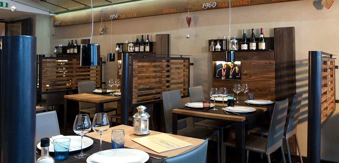 Hotel Les 3 Vallées · Val Thorens · Restaurant