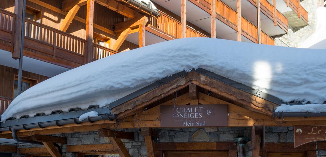 Unterkünfte Val Thorens • Ferienwohnungen Plein Sud • Val Thorens - Les 3 Vallees / Trois Vallees • Eingangsbereich