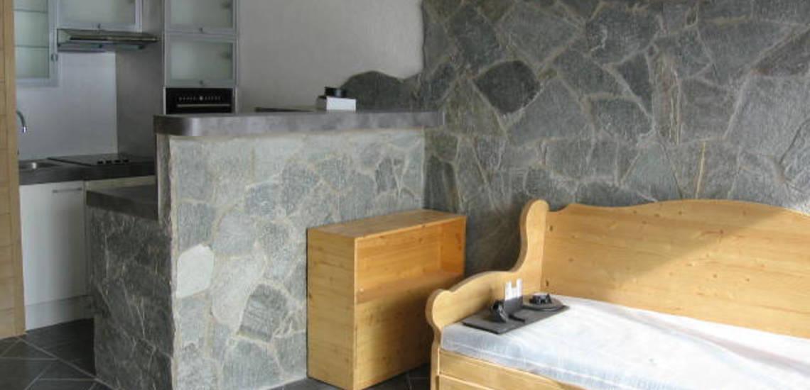 Tignes · Ferienwohnungen · Beispiel TIG-W153 ·Küche