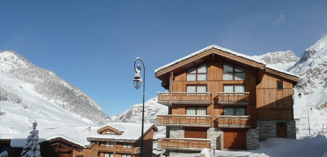 Les Chalets du Jardin Alpin in Val d'Isere