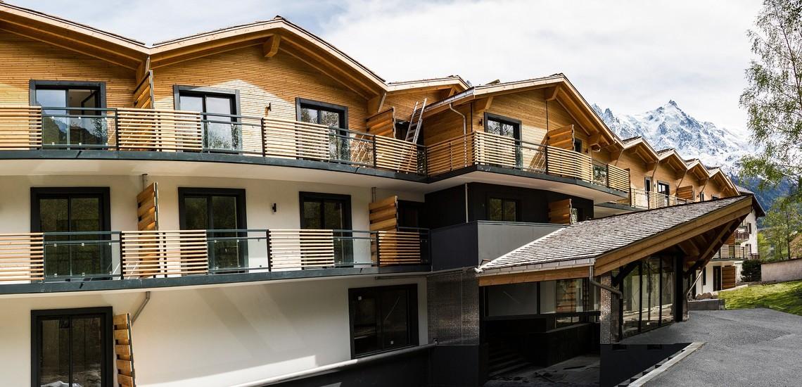 Komfort-Residenz Isatis - Chamonix Mont Blanc