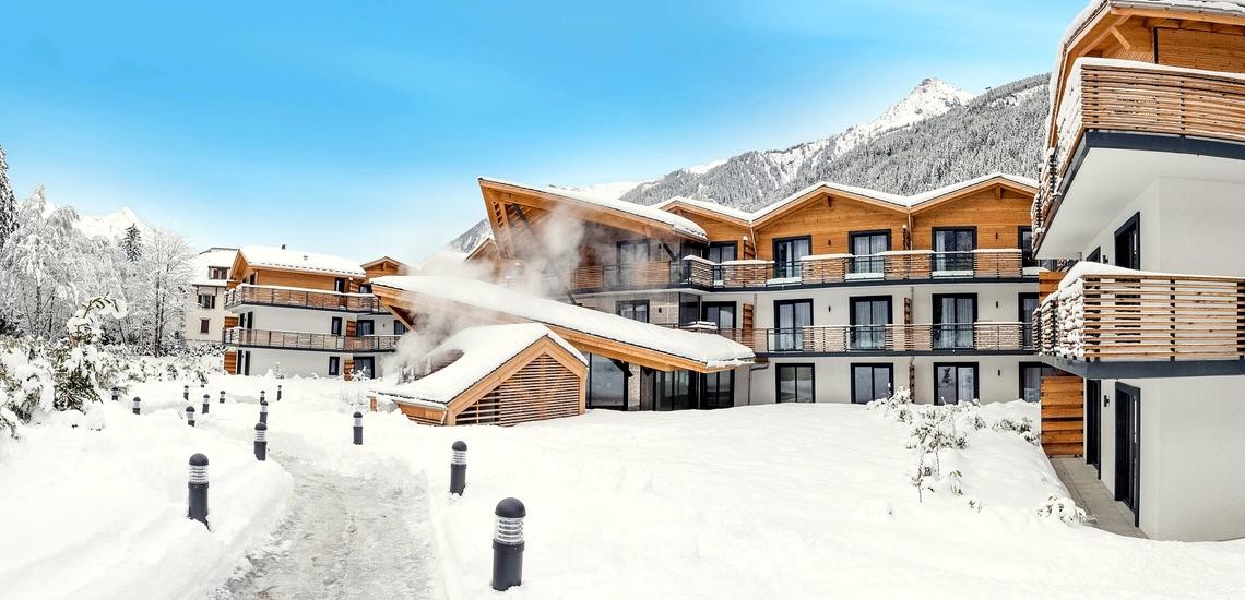 Komfort-Residenz Isatis - Chamonix Mont Blanc - Winterurlaub