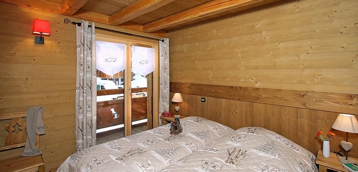Chalet Prestige Lodge in Les 2 Alpes / Deux Alpes · Schlafzimmer