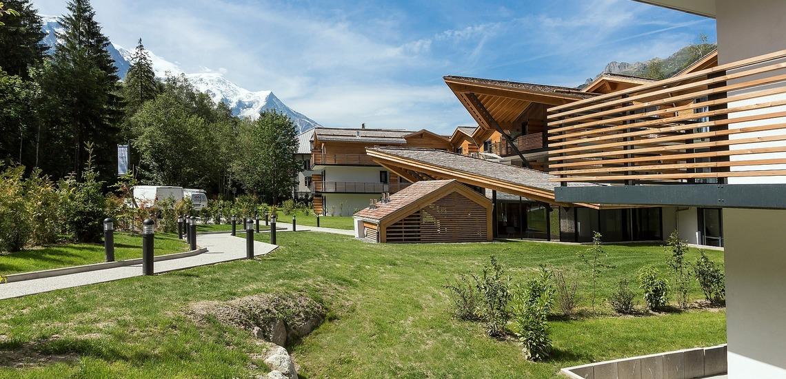Isatis - Chamonix Mont Blanc - Park