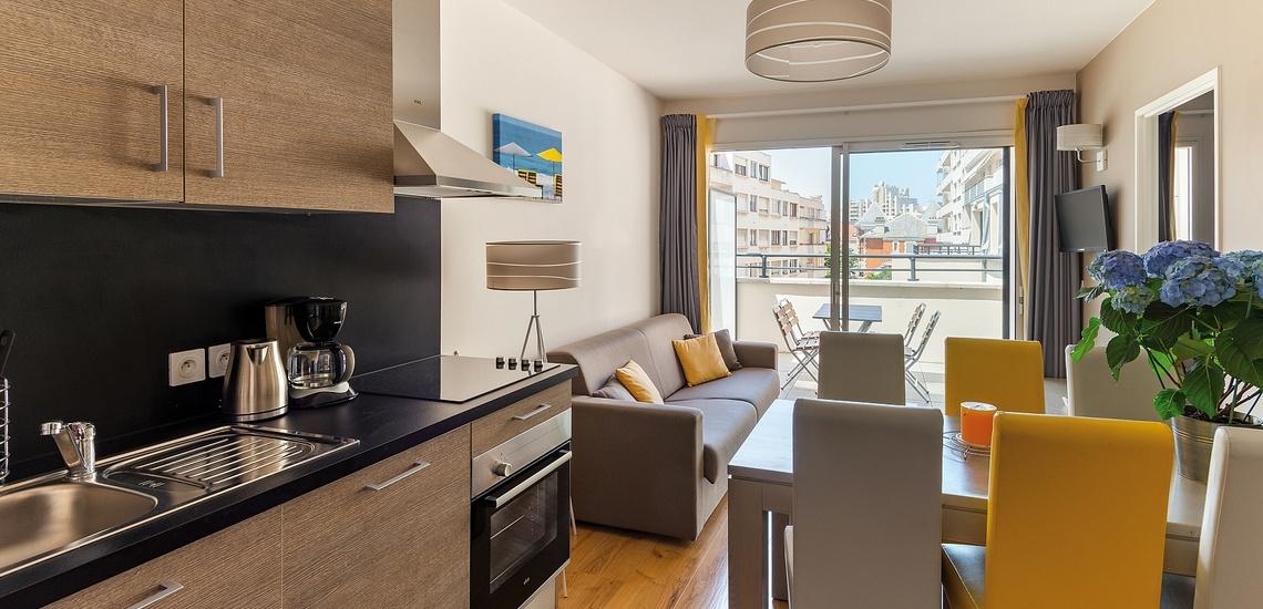 Biarritz · Ferienwohnungen · Les Patios Eugenie