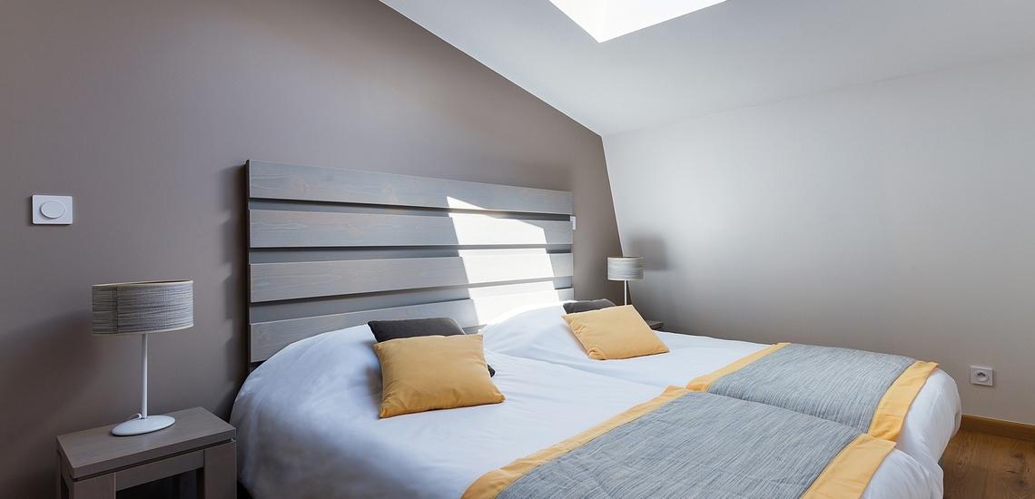 Biarritz · Ferienwohnungen · Les Patios Eugenie - Schlafzimmer