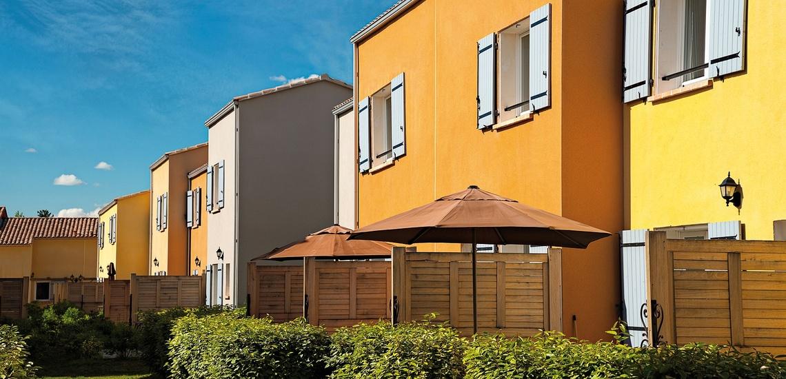 Ferienhäuser Residenz L'Oustau de Sorgue ∙ Ferienhäuser in L'Isle sur la Sorgue ∙ Provence ∙ Südfrankreich