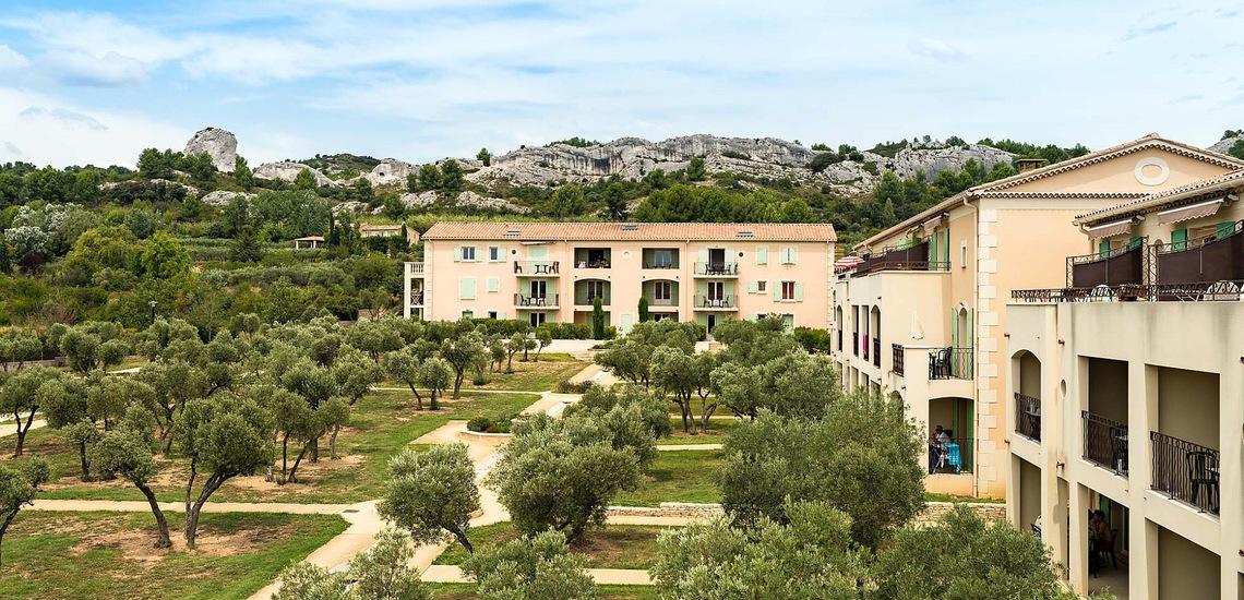 Die Residenz Le Domaine de Bourgeac · Paradou · Provence-Alpes / Cote d'Azur, Südfrankreich.