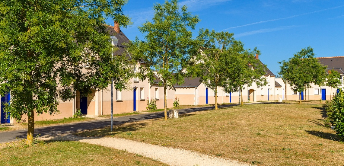 Les Jardins Renaissance in Azay-Le-Rideau · Ferienhäuser · Pays de la Loire · Frankreich