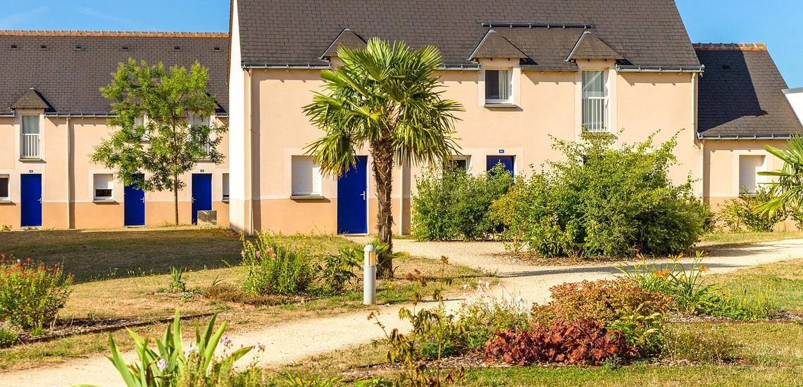 Ferienhäuser Les Jardins Renaissance in Azay-Le-Rideau · Unterkünfte im Loire-Tal, Pays de la Loire, Frankreich