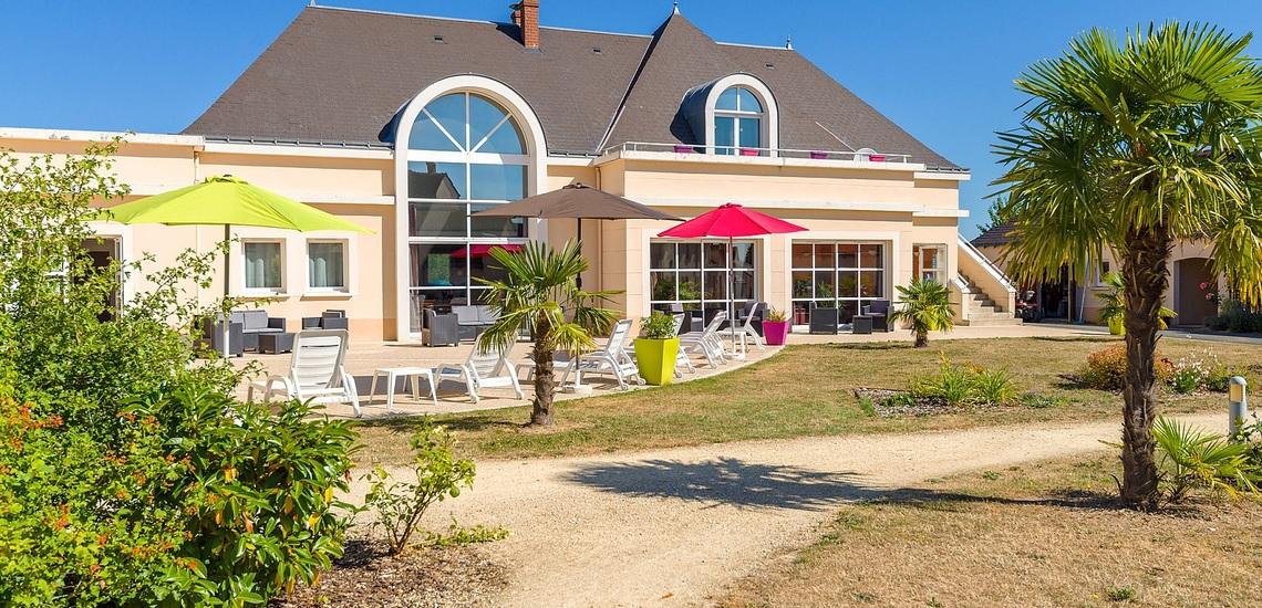 Les Jardins Renaissance in Azay-Le-Rideau · Ferienhäuser im Loire-Tal, Pays de la Loire, Frankreich