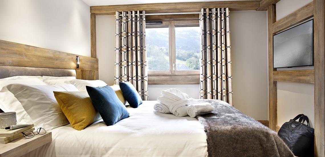 Les Chalets Elena ***** - Komfort-Ferienwohnungen in Les Houches