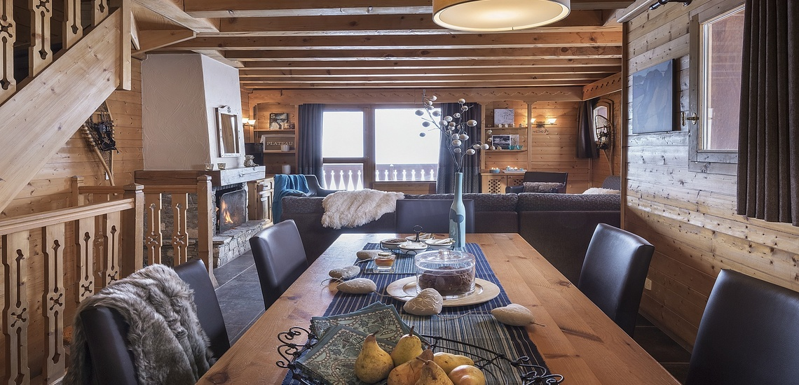 Residenz Les Montagnettes - Lombarde in Val Thorens, Wohnung