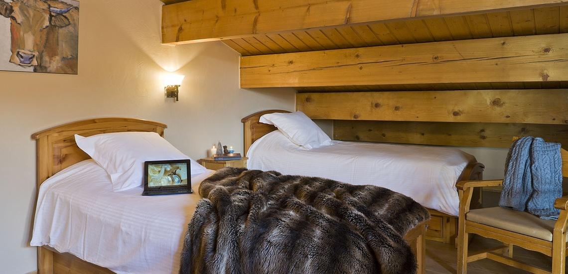 Residenz Les Montagnettes - Lombarde in Val Thorens, Mezzanine