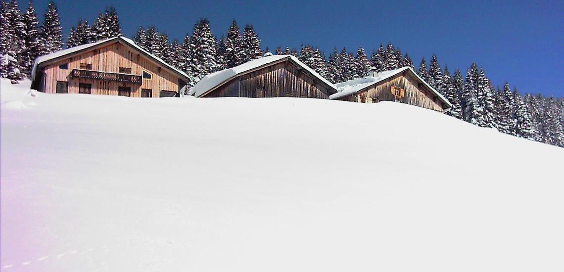 Aussenansicht, Chalet MRZ-C104, Morzine Avoiaz, Skigebiet Portes du Soleil