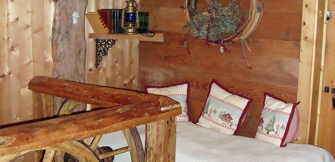 Einzelbett, Chalet MRZ-C104, Morzine Avoiaz, Skigebiet Portes du Soleil