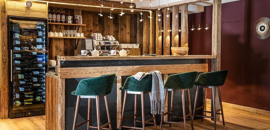 Val d'Isere - Ferienwohnungen Chalet Izia ∙ Bar