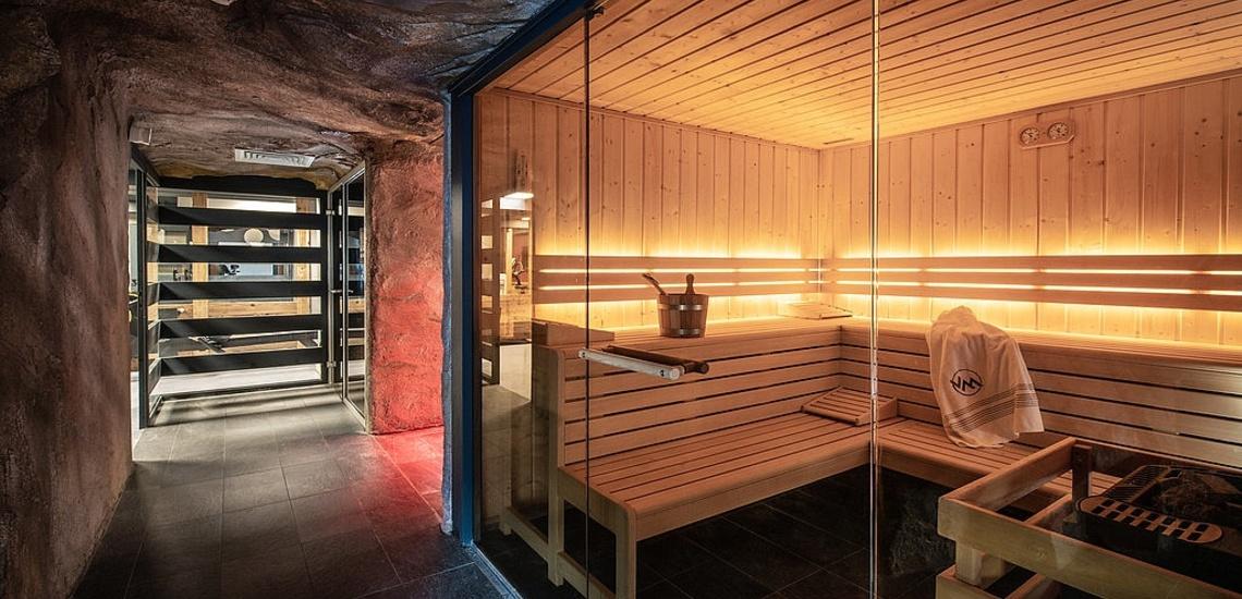 Val d'Isere - Ferienwohnungen Chalet Izia ∙ Sauna