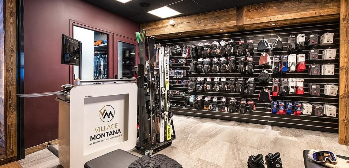 Val d'Isere - Ferienwohnungen Chalet Izia ∙ Skishop