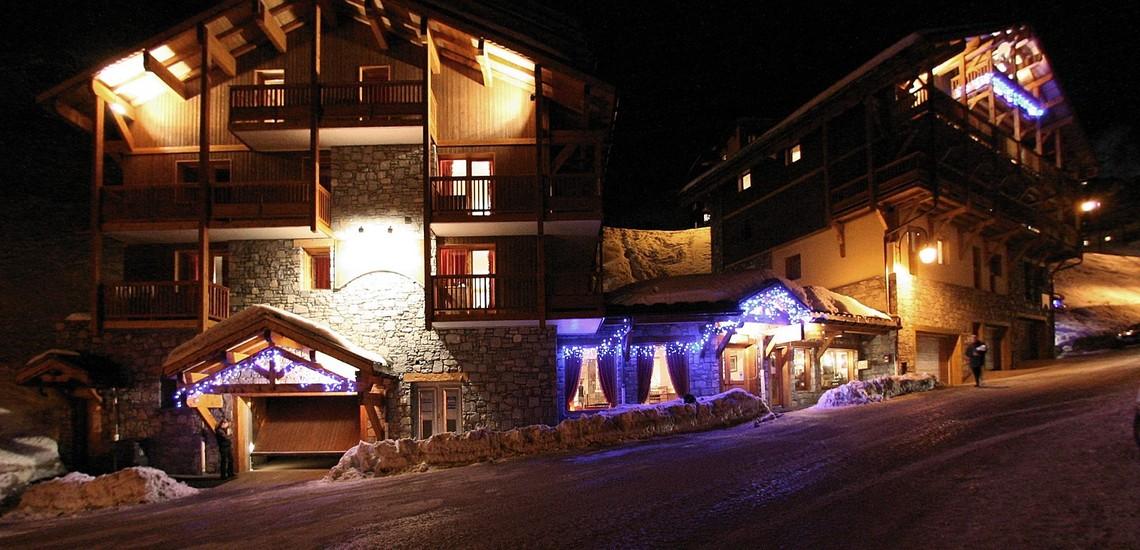 Unterkünfte Val Thorens • Ferienwohnungen Plein Sud • Val Thorens - Les 3 Vallees / Trois Vallees • Aussenansicht