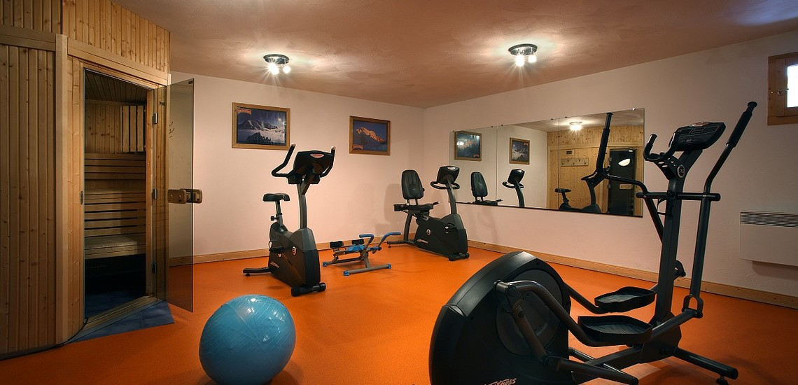 Unterkünfte Val Thorens • Ferienwohnungen Plein Sud • Val Thorens - Les 3 Vallees / Trois Vallees • Fitnessraum