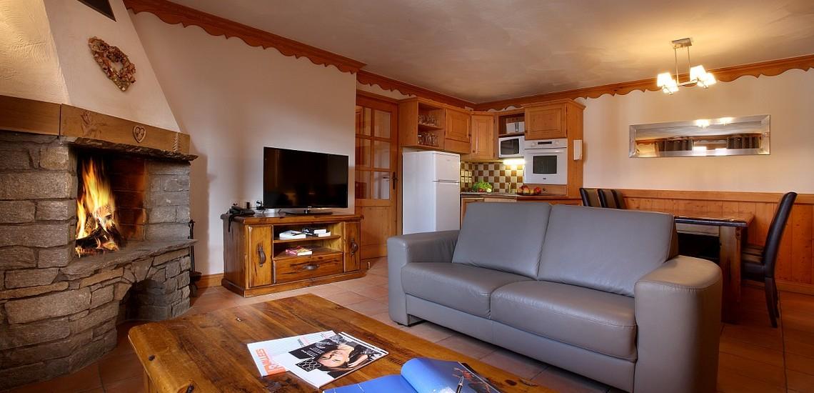 Unterkünfte Val Thorens • Ferienwohnungen Plein Sud • Val Thorens - Les 3 Vallees / Trois Vallees • Ferienwohnung