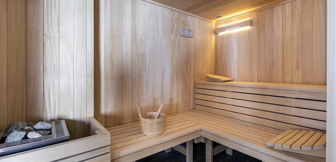 Unterkünfte • Ferienwohnung Neige et Soleil • Les 2 Alpes / Deux Alpes •  Sauna