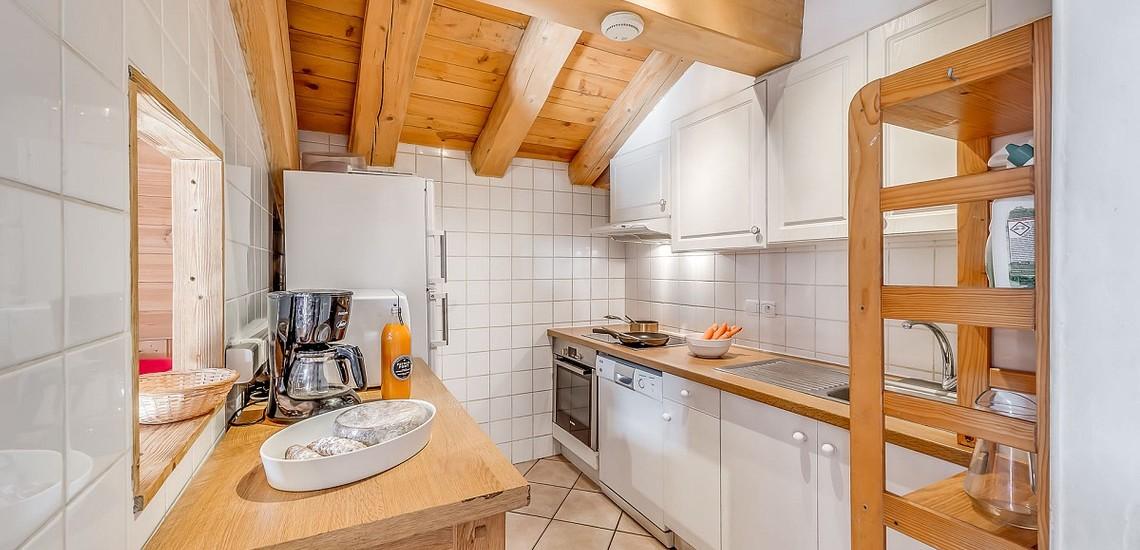 Chalet Gypaete - Ferienwohnungen in Tignes - 6-Zi.-Whg.10 - Kochen