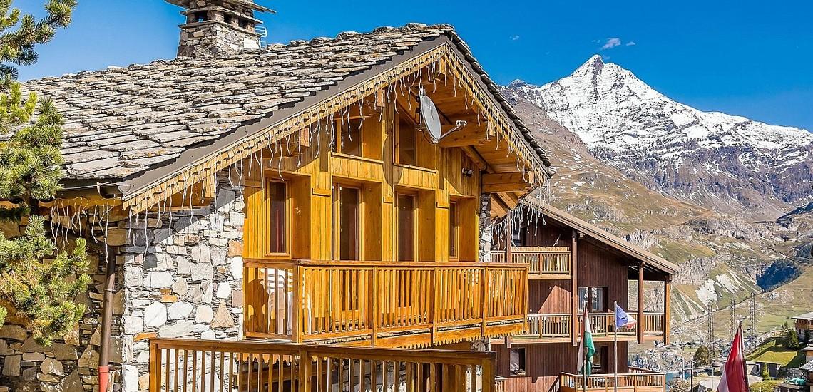 Chalet Gypaete - Ferienwohnungen in Tignes - Residenz
