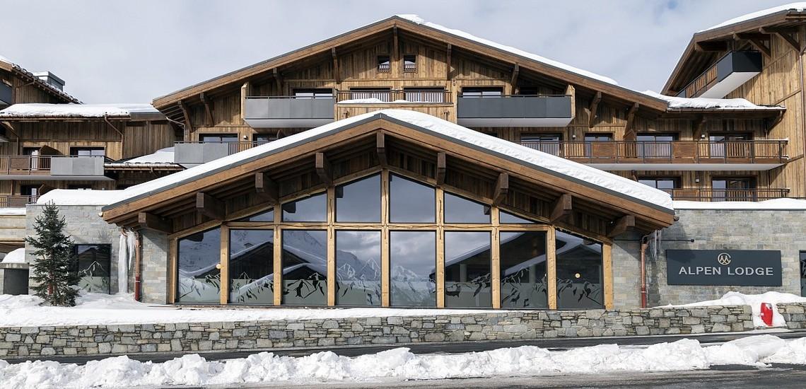 Alpen Lodge Ferienwohnungen in La Rosiere - Residenz