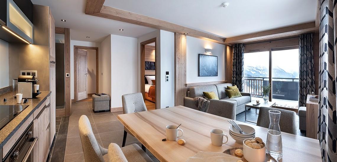Alpen Lodge Ferienwohnungen in La Rosiere - Ferienwohnung