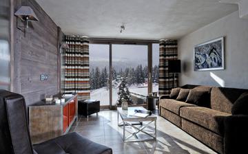 Flaine · Ferienwohnungen · Le Centaure · Skigebiet Le Grand Massif
