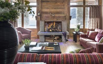 Samoens · Ferienwohnungen · Les Chalets de Layssia **** · Skigebiet Le Grand Massif