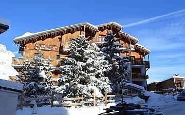Hotel Le Gentiana in Tignes, Tignes Le Lac - Skiurlaub in den französischen Alpen, z.B. Tignes