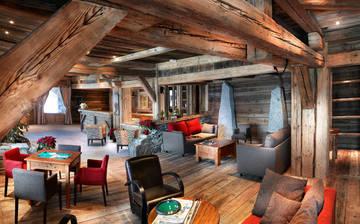 Tignes · Ferienwohnungen La Ferme du Val Claret, direkt in Tignes Val Claret. Jetzt inklusive Skipass buchen...