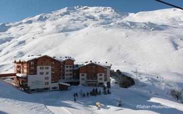 Unterkünfte Les Menuires · Ferienwohnungen · Le Chalet Mont Vallon