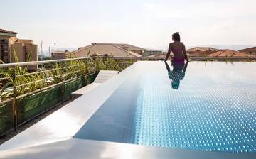 Komfortable Ferienwohnungen in Frejus Plage - Cote d'Azur - Südfrankreich