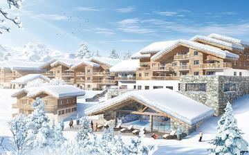 Les Carroz · Ferienwohnungen · Les Chalets de Léana - Skigebiet Le Grand Massif