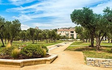 Ferienwohnungen in Paradou · Le Domaine de Bourgeac · Provence-Alpes / Cote d'Azur, Südfrankreich.
