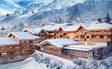 MGM Les Chalets Elena ***** - Komfort-Ferienwohnungen in Les Houches