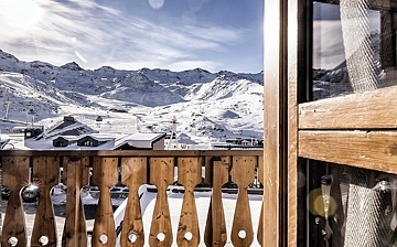 Les Montagnettes Soleil - Unterkünfte Val Thorens, Skiurlaub in Trois Vallees, Frankreich