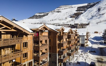 Unterkünfte • Ferienwohnung Neige et Soleil • Les 2 Alpes / Deux Alpes