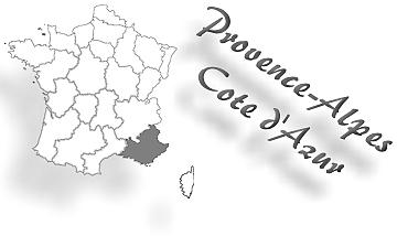 Provence Alpes Cote d'Azur: Reisen - Südfrankreich. Unterkünfte in der Region Provence Alpes - Cote d'Azur, z.B. Ferienwohnungen und Ferienhäuser in Saint Trinit, Le Paradou, L'Isle sur la Sorgue, Roquebrune Cap Martin, Port Frejus oder Gordes.